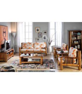 Comprar online Sofas de Bambu : Coleccion TROPICANA II