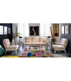 Sofas de Rattan : Coleccion CONNIE