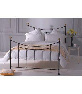 Comprar online Dormitorios : Cama y Cabecero Mod. AMARANTO negro