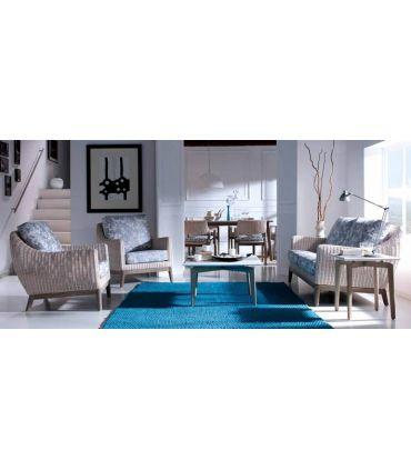 Sofas de 2 plazas de Rattan : Coleccion FREYA