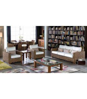 Comprar online Sofas de Abaca : Coleccion PORTO CRISTO