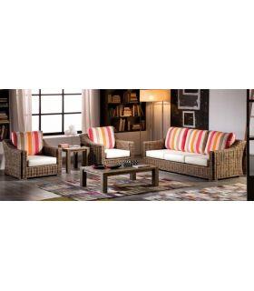 Comprar online Sofas de Rattan : Coleccion NIKKO