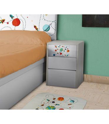 Cabecero Infantil desenfundable : Modelo SPACE