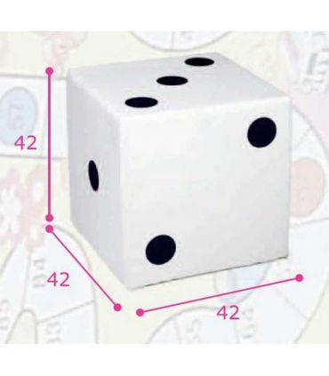 Puff Multifuncional : Modelo DADO