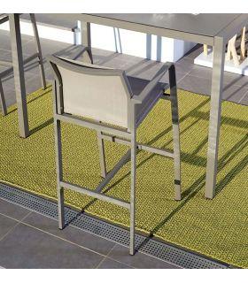 Comprar online Taburete de Aluminio para Terraza y Jardín : Modelo BYLOT
