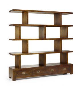 Comprar online Muebles Estanterias de Madera : Coleccion STAR