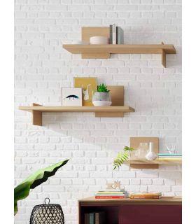 Comprar online Estantes de pared en madera : Modelo PLATZ