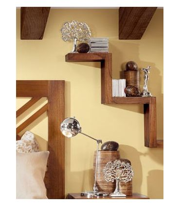 Estantes Escalera de Pared : Coleccion STAR