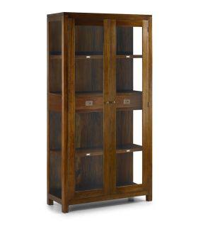 Comprar online Mueble con Vitrina Estilo Colonial : Colección FLAMINGO