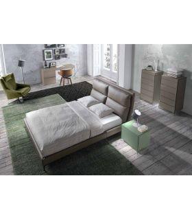 Comprar online Cama de Diseño Tapizada : Modelo TOJA