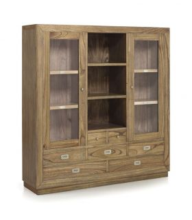 Comprar online Muebles Vitrina de Madera : Coleccion MERAPI