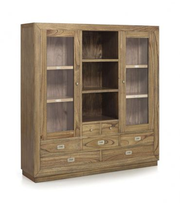 Muebles Vitrina de Madera : Coleccion MERAPI