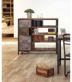 Comprar online Mueble Auxiliar de estilo Industrial : Colección LOCKER