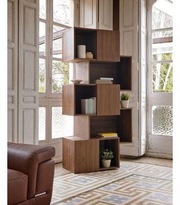 Mueble Estantería de Madera : Modelo CÓDICE