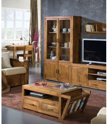 Muebles Vitrina de Madera : Colección STUDIO