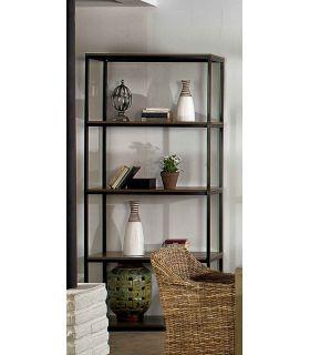 Comprar online Estanterias de metal y madera : Coleccion NIKKO