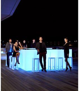 Comprar online Barra de Bar Modulo ESQUINA : Modelo VELA