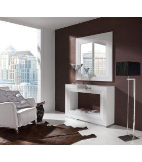 Comprar online Recibidores de diseño en madera : Modelo TWIN