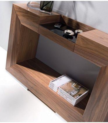 Recibidores de diseño en madera : Modelo TWIN
