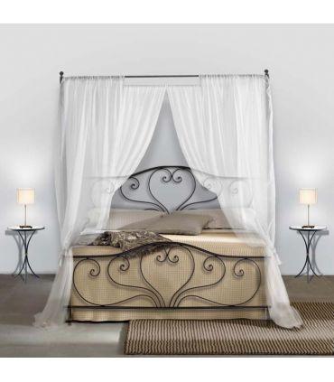 Cama Dosel Sandra para colchón de 180x200cms