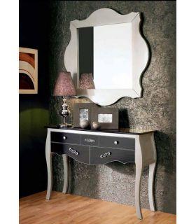 Comprar online Consola de madera de pino para recibidor modelo NIZA