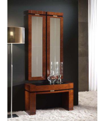 Consolas de madera : Modelo ORLY BAJA Cerezo