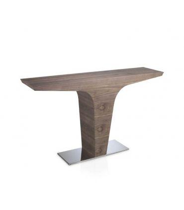 Consola de Diseño en Madera de Nogal : Modelo CAPRI