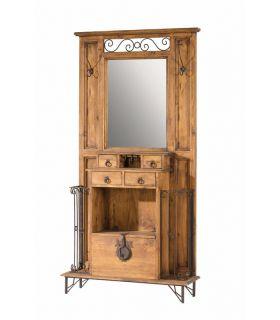 Comprar online Muebles Recibidores de Madera : Colección BAZAR