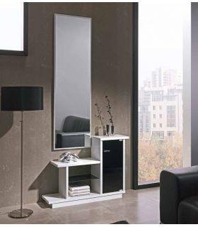 Mueble de Recibidor Escalonado : Modelo LEON VMS