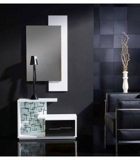 Mueble de recibidor en madera : Modelo ZAMORA VMS