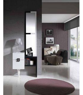 Mueble de Madera para entrada y recibidor : Modelo MALAGA