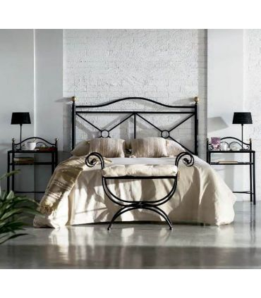Cabeceros de hierro para dormitorios : Colección ANDREA