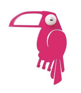 Comprar online Perchas : Mod. TUCO TUCO Fucsia (set de 2 uds)