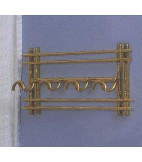 Comprar online Perchas de Laton : Modelo 6006