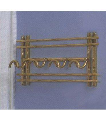 Perchas de Laton : Modelo 6006