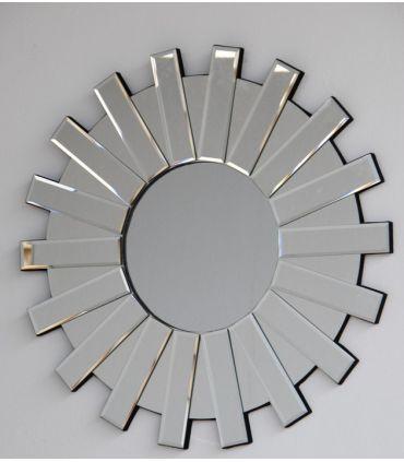 Espejos Redondos de Cristal : Modelo SUNNY
