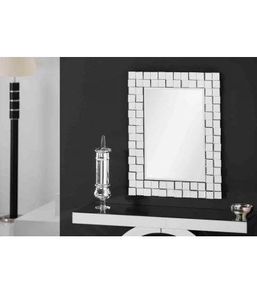 Espejos Modernos de Cristal : Modelo CUBE