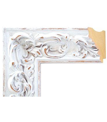 Espejos a medida con marco de madera : Modelo BENALMADENA