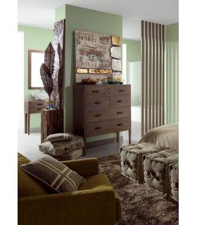 Comprar online Cómodas para Dormitorios : Colección SPARTAN