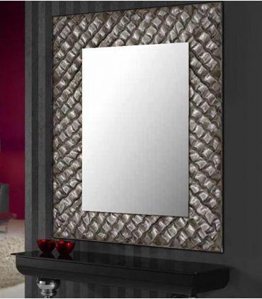Espejos de Madera a Medida : Modelo SNAKE