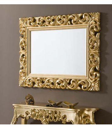 Espejos clasicos : Modelo HERACLITO oro
