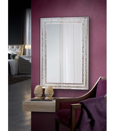 Espejo Moderno de Cristal : Modelo NACAR I