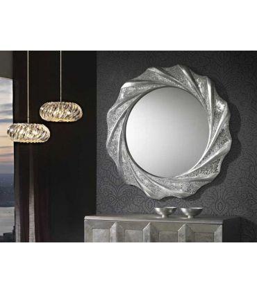 Espejos de Pared Originales : Modelo GAUDI Redondo