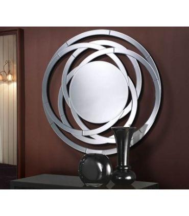 Espejos Modernos de Cristal : Modelo AROS C