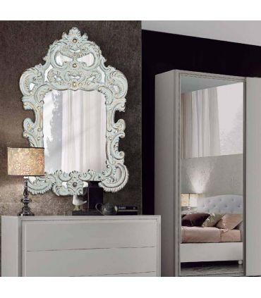 Espejo decorativo de Estilo Barroco BORBÓN