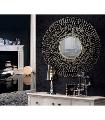 Espejo Original de Aluminio : Modelo RODIANO