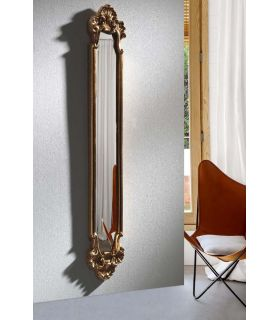 Comprar online Espejo de estilo clásico : Modelo LUA Oro