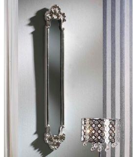 Comprar online Espejo de estilo clásico : Modelo LUA Plata
