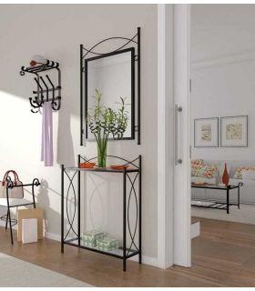 Comprar online Espejos de Forja de Pared : Modelo LUNA RYS