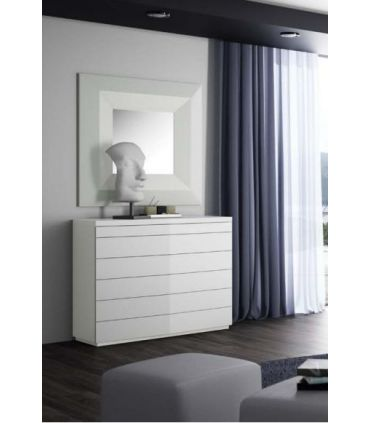 Espejos Cuadrados de Pared Modernos : Modelo GORDON